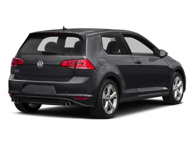 2017 Volkswagen Golf GTI S - Volkswagen dealer serving San Antonio TX – New and Used Volkswagen ...