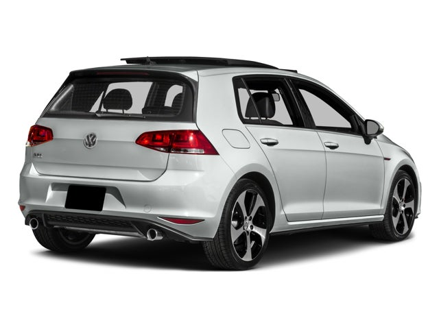 2017 Volkswagen Golf GTI SE - Volkswagen dealer serving San Antonio TX – New and Used Volkswagen ...