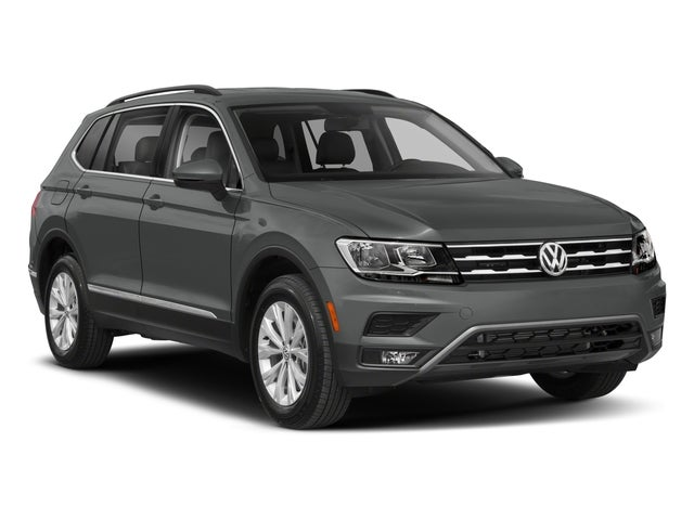 2018 Volkswagen Tiguan SE - Volkswagen dealer serving San Antonio TX – New and Used Volkswagen ...