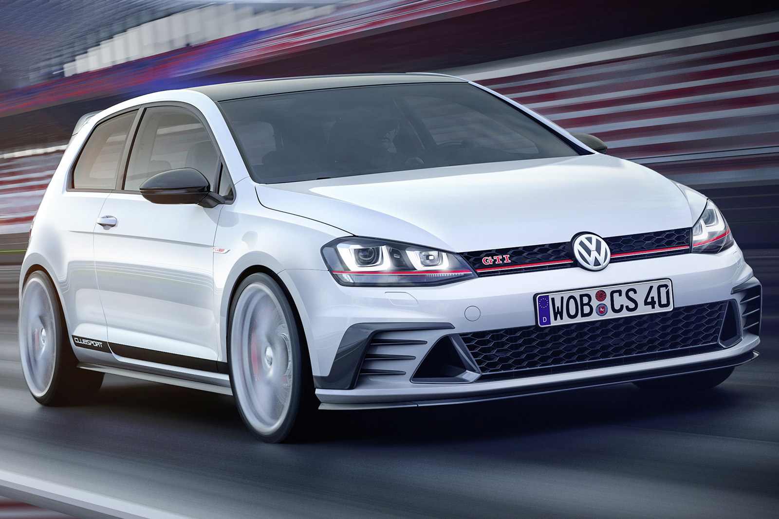 Volkswagen Honors Golf Gti S 40th Anniversary With Golf