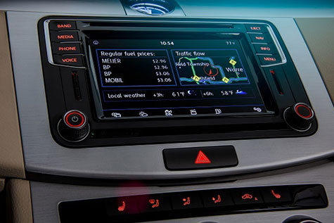 The Volkswagen MIB II Infotainment System Is Now Your