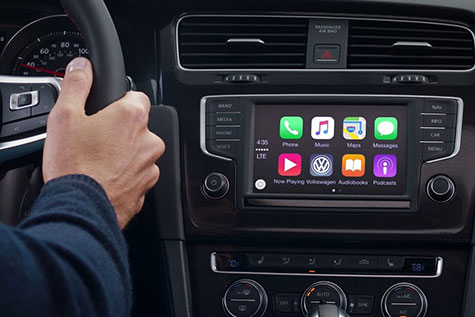 Apple CarPlay now available on select new 2016 Volkswagen models - San Antonio News | Ancira ...