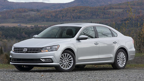 Fun To Drive Nature Of Volkswagen S Family Sedan Puts It Ahead The Midsize Pack