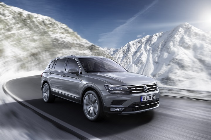 2018 VW Tiguan Allspace: Redesign, Trims, Price >> Blogsectionthe New Tiguan Allspace The European Premiere