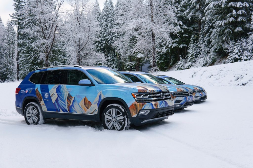 Art Snow And Fun Powered By Volkswagen Ancira