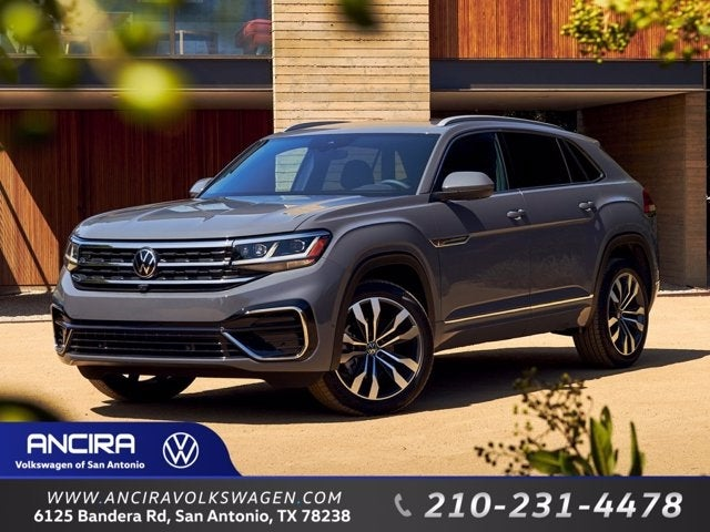 Volkswagen Atlas Cross Sport Atlas Cross Sport 2020 Atlas Cross Sport For Sale